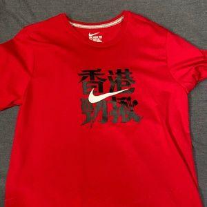 Nike Hong Kong Official Mens T-Shirt Size XL